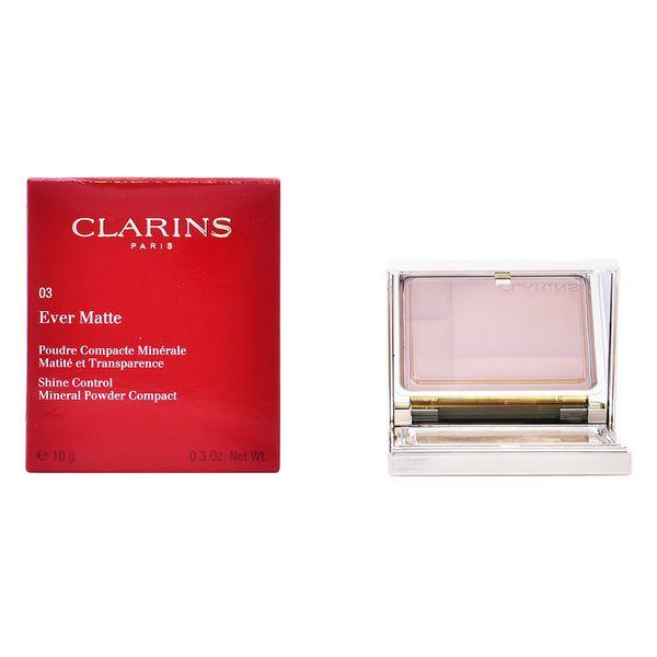 Práškový make-up Clarins 647171