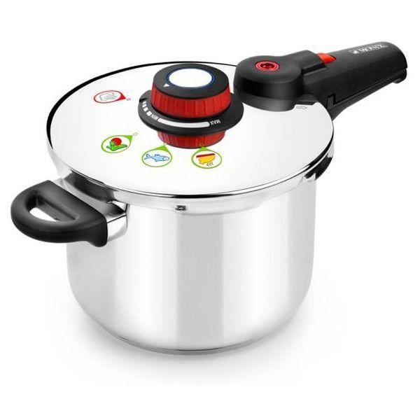 Pressure cooker Monix M790001 4 L Nerezová ocel