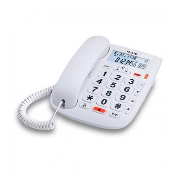 Telefon stacjonarny dla Seniorów Alcatel T MAX 20 Biały