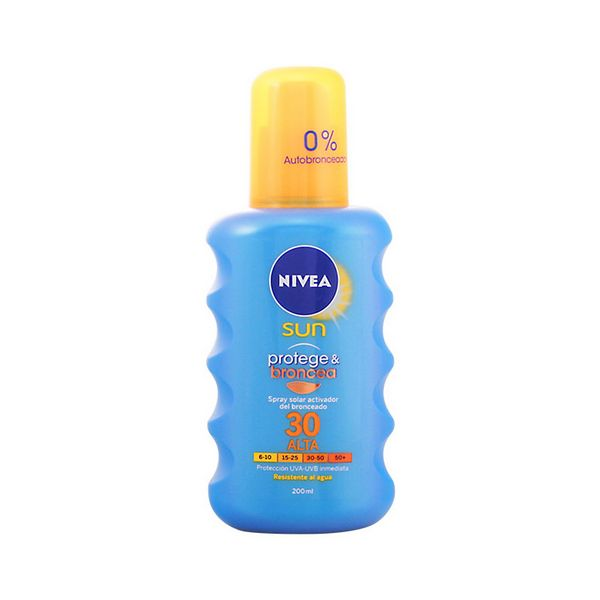 Spray do Opalania Spf 30 Nivea 3775