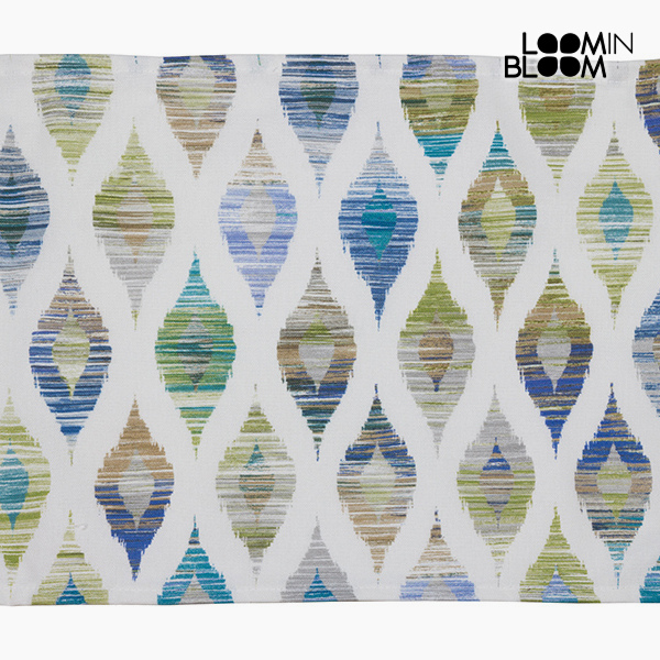 Ubrus Modrý (30 x 45 x 0,05 cm) by Loom In Bloom