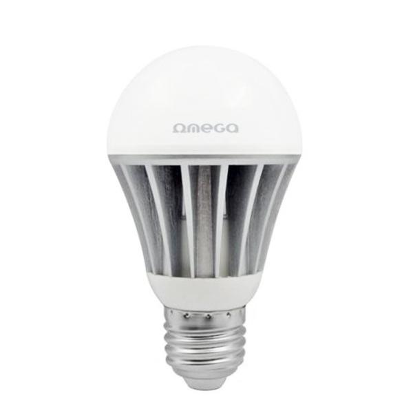Sférická LED Žárovka Omega E27 15W 1300 lm 6000 K Bílé světlo