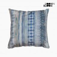 Poduszka Niebieski (60 x 60 cm) by Loom In Bloom