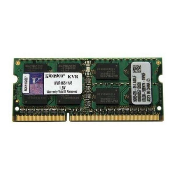 Pamięć RAM Kingston IMEMD30095 KVR16S11/8 SoDim DDR3 8 GB 1600 MHz