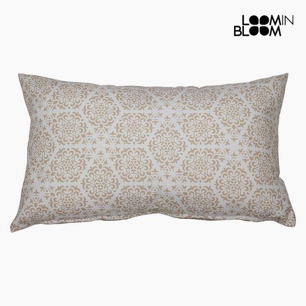Polštářek Bavlna a polyester Béžový (30 x 50 x 10 cm) by Loom In Bloom