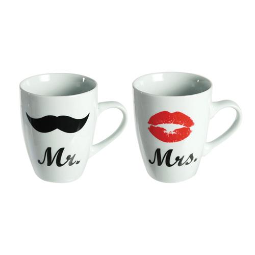 Kubki Mr & Mrs