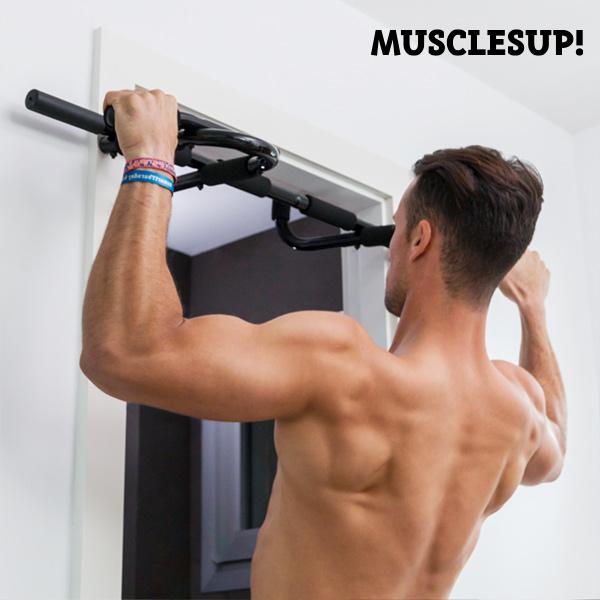 Drązek do Podciągania i Ćwiczeń Muscles Up! Pro