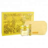 Souprava sdámským parfémem Yellow Diamond Versace (3 pcs)