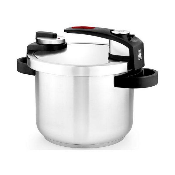 Pressure cooker BRA A185601 4 L Nerezová ocel