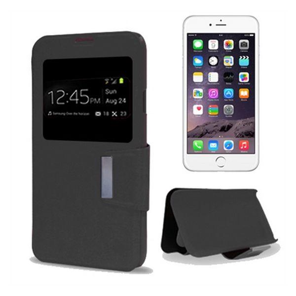 Pouzdro iPhone 6 Ref. 107594 PU Černý