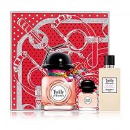 Souprava sdámským parfémem Twilly Hermès (3 pcs)