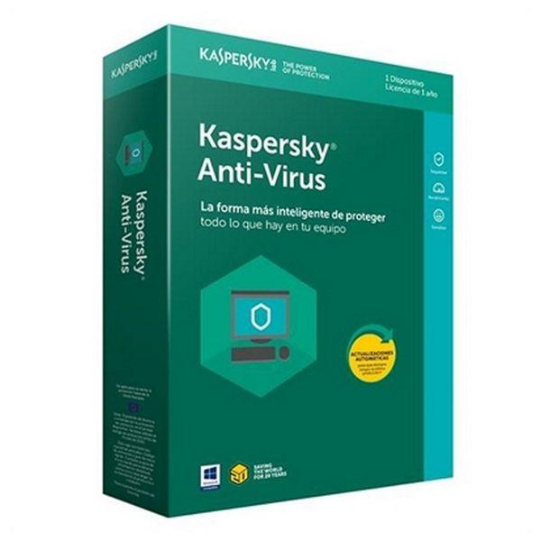 Program Antywirusowy dla Domu Kaspersky 54028 1L/1A