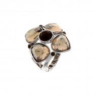 Dámsky prsteň Guess UBR91102 (18,1 mm)