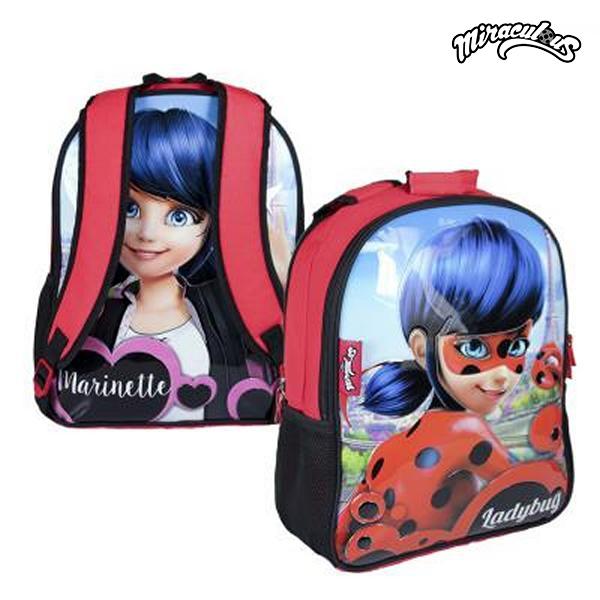 Plecak szkolny dwustronny Lady Bug 822