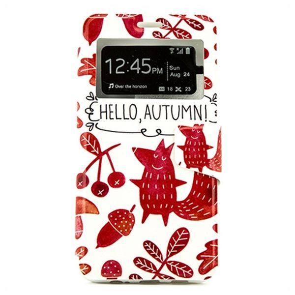 Torba Book Ref. 134705 Samsung S6 Edge Plus Jesień