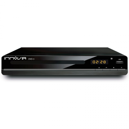 Odtwarzacz DVD Innova 41860 LED DISPLAY HDMI USB DVD+RW