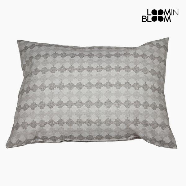 Polštářek Bavlna a polyester Šedý (50 x 70 x 10 cm) by Loom In Bloom