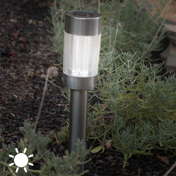 Solární Lampa Ellegance