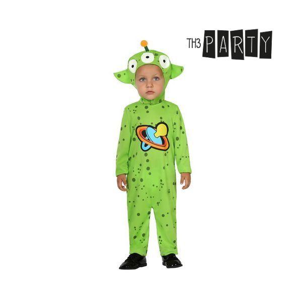 Kostým pro miminka Th3 Party Vetřelec - 6–12 měsíců