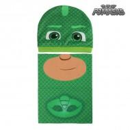 Čiapka a nákrčník PJ Masks 00993