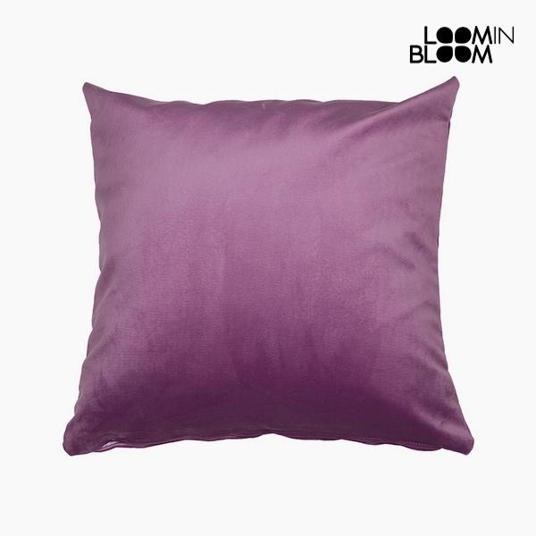 Polštářek Polyester Růžový (45 x 45 x 10 cm) by Loom In Bloom