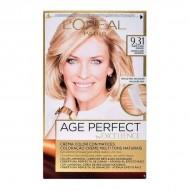 Trvalá barva proti stárnutí Excellence Age Perfect L'Oreal Expert Professionnel Zlatavá světlá blond