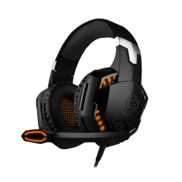 Słuchawki z Mikrofonem Gaming NOX NXKROMKYS Windows XP / Vista / 7 / 8 PS4