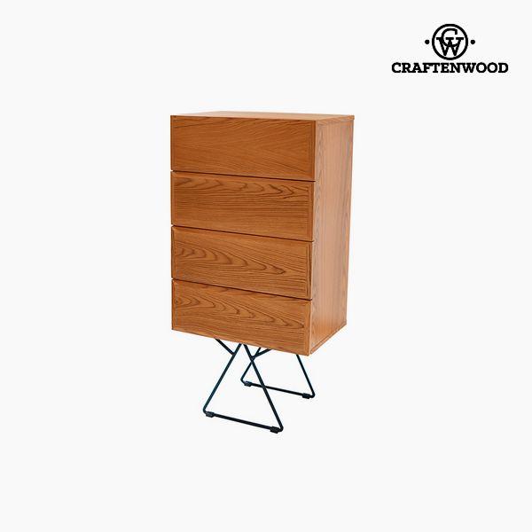 Komoda Vlašský ořech (112 x 55 x 40 cm) - Be Yourself Kolekce by Craftenwood