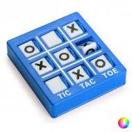 Piškvorky tic-tac-toe - Světle Modré