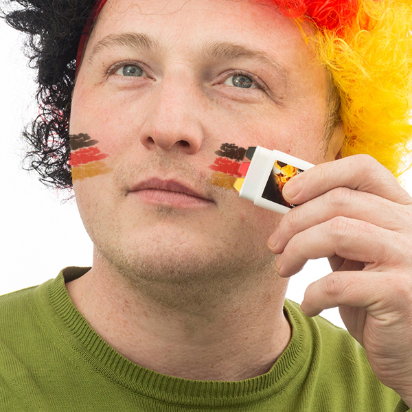 Farba do Twarzy Flaga Niemiec