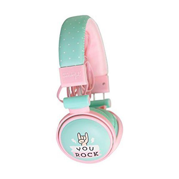 Sluchátka s mikrofonem You Rock Mr. Wonderful MRAUR002