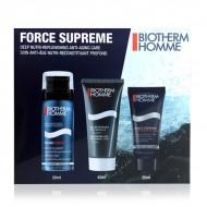 Souprava spánskou kosmetikou Force Biotherm (3 pcs)
