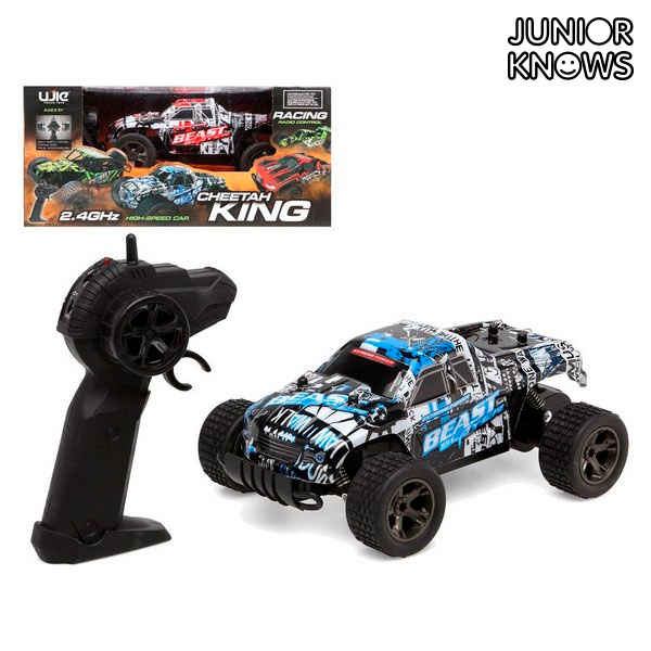 Remote control car Junior Knows 9233