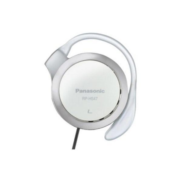 Sluchátka Panasonic RP-HS47E Clip Bílý