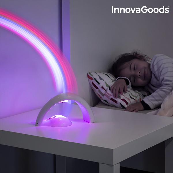 Dětský LED Projektor Duha InnovaGoods