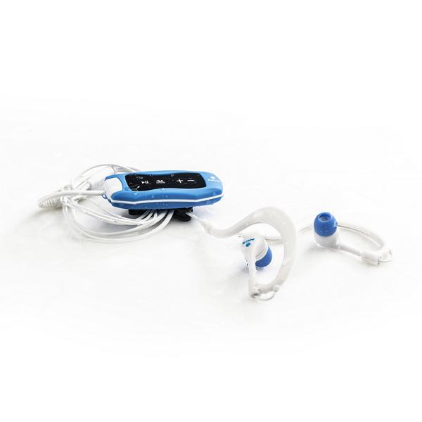 Odtwarzacz MP3 NGS Sea Weed Blue 4 GB FM Waterproof