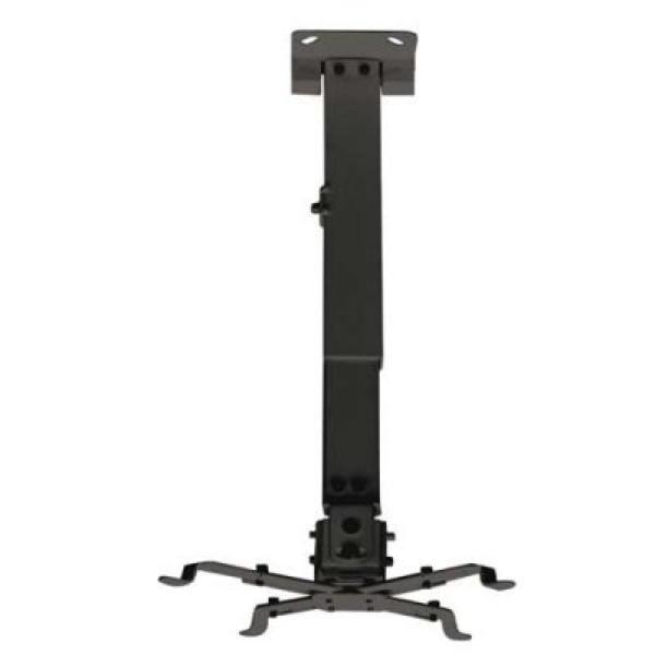 Naklápěcí Stropní Držák na Projektor TooQ PJ2012T 20kg 13 - 65 cm -15º/+15º Černý