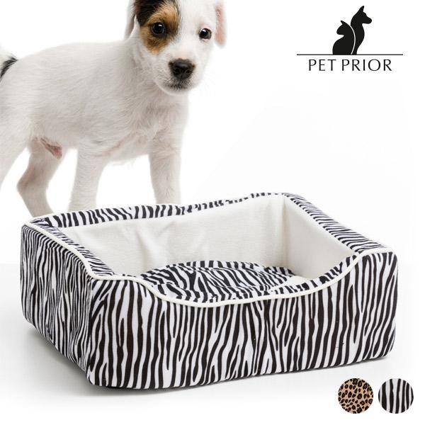 Pelíšek pro Psy Pet Prior (45 x 35 cm) - Zebra