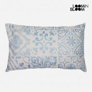 Poduszka Niebieski (30 x 50 cm) - Queen Deco Kolekcja by Loom In Bloom