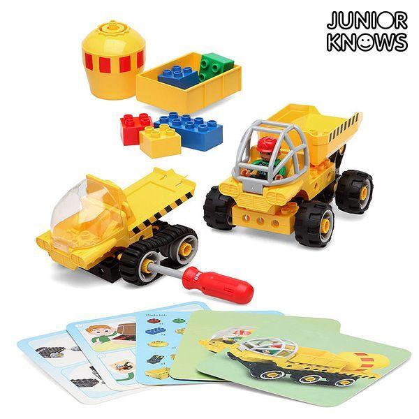 Construction set Junior Knows 1280 (38 pcs)
