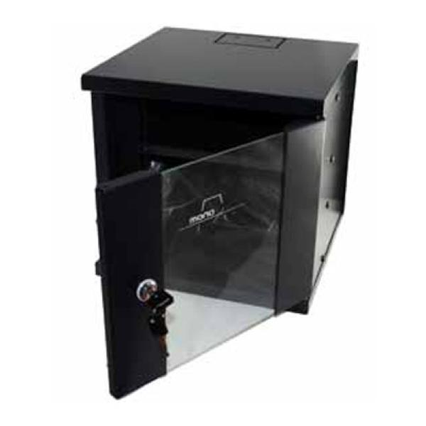 Nástěnná Racková Skříň Monolyth 200000 6 U 330 x 310 mm 10