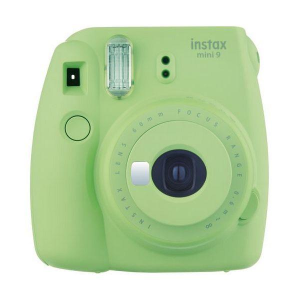 Aparat Błyskawiczny Fujifilm Instax Mini 9 Limonka