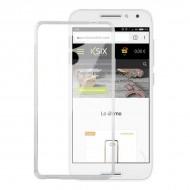 Puzdro na mobil Alcatel A3 Flex TPU Transparentná