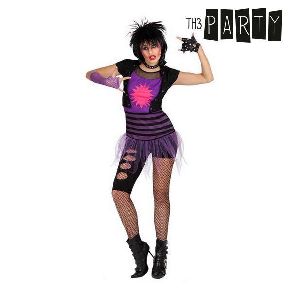 Kostium dla Dorosłych Th3 Party Rockerka - M/L