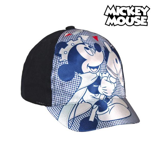 Klobouček pro děti Mickey Mouse 9483 (46 cm) Modrý