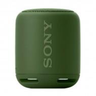 Prenosný reproduktor s Bluetooth Sony 222691 USB Zelená