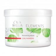 Posilující maska na vlasy Elements Wella (500 ml)