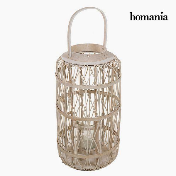 Świecznik Biały - Winter Kolekcja by Homania