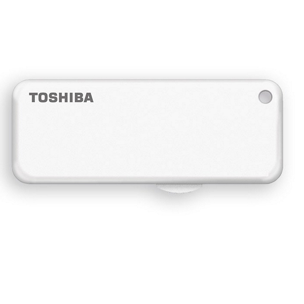 Pamięć USB Toshiba U203 THN-U203W0320E4 YAMABIKO U203 USB 32 GB Biały