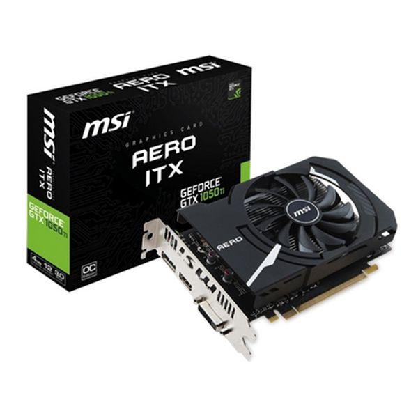 Herní grafická karta MSI 912-V809-2608 NVIDIA GTX 1050 4 GB